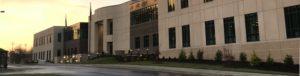 Newton Justice Center Sunrise Crop
