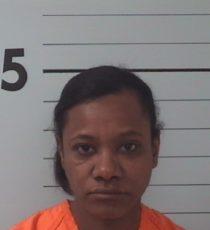 Defendant Jamesha Corpening