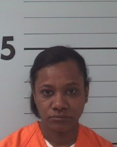 Defendant Jamesha Corpening