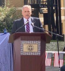DA Reilly Speaks at Event