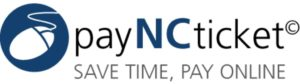 Pay NC Ticket logo