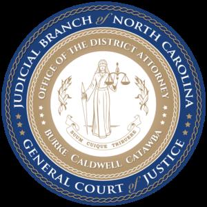 DA Office and Judicial Seal