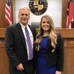 DA Reilly Swears in New Assistant District Attorney