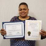 DA Employee Honored for Victim Training, Certification