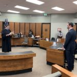DA's Office Swears in New Assistant District Attorney